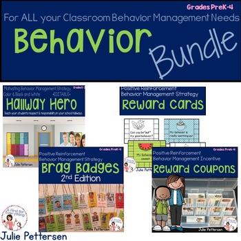 Behavior Management Plan Bundle