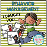 Classroom Behavior Cards...Modeling Positive Behavior!