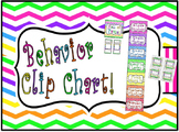 Classroom Behavior Chart !
