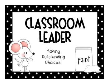 Classroom Behavior Chart Color Theme