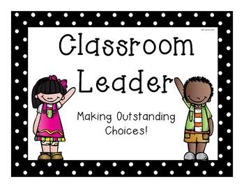 Classroom Behavior Chart School Kids