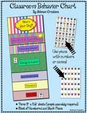 Classroom Behavior Chart by Johnson Creations