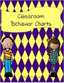 Classroom Behavior Charts