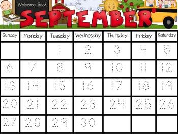 Classroom Behavior Charts, Rules, and Calendars