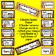 Classroom Behavior Expectation Posters Editable Tiger