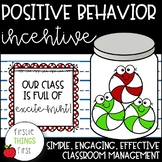 Positive Behavior Incentive- Peppermints