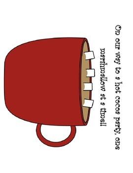 Hot Chocolate Party - Behavior Management - FREEBEE!