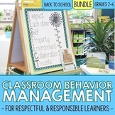 Classroom Behavior Management BUNDLE