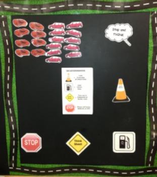 Classroom Behavior Management Car Lot