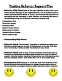 Classroom/ Behavior Management Materials - Positive Support