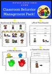Classroom Behavior Management Pack