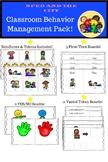Classroom Behavior Management Pack