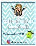 Classroom Behavior Management & Reward Pack Ft. Class DOJO