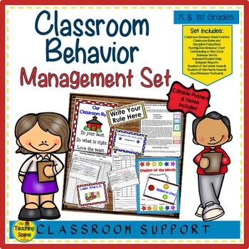 Behavior Management Set