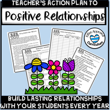 New Teacher Mid Year Building Relationships Activities