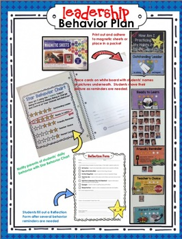 Classroom Behavior Plan and Forms