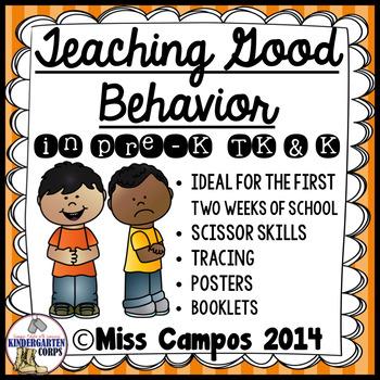 Teaching Good Behavior
