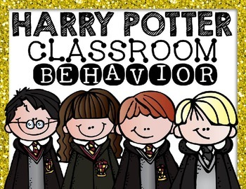 Classroom Behavior Program:  Harry Potter Themed