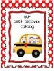 Classroom Behavior Reward Labels