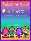Classroom Behavior Tracker - Weekly & Daily Use