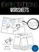Classroom Behavior Worksheets