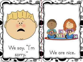 Classroom Behaviors Visual Aides #2: Primary Grades