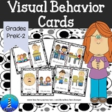 Classroom Behaviors Visual Aides #2: Primary Grades