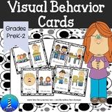 Classroom Behaviors Visual Aides #2: Primary Grades (Covid19)