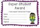 Classroom Behaviour Clip Chart
