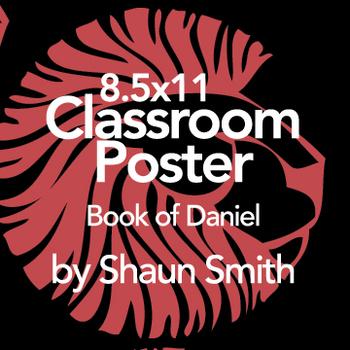 Classroom Bible Poster - Book of Daniel