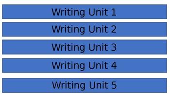 Classroom Binder Labels