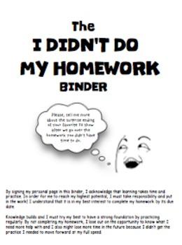 Classroom Binders Bundle