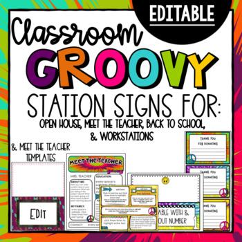 Class Birthdays -  Editable