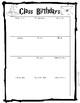 Classroom Birthday Tracker w/ Harry Potter option-FREEBIE