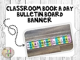 Classroom Book A Day Banner