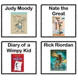 Classroom Book Basket Labels