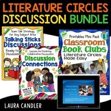 Literature Circles Made Easy Discussion Bundle