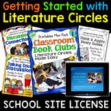 Literature Circles School Site License