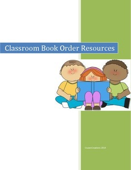 Classroom Book Order Pack