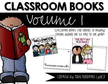 Classroom Book Unit: Volume 1