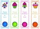 Classroom Bookmark Gifts (Free)