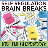 Brain Breaks to Support Self Regulation in the Classroom