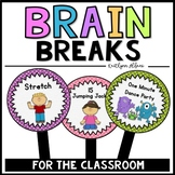Brain Breaks for the Classroom!