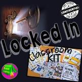 Locked In - Classroom Escape Kit