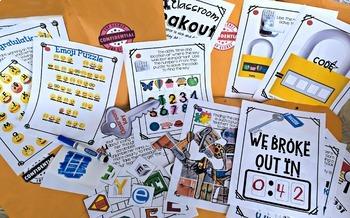 Classroom Escape Kit