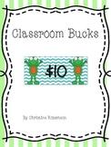 Classroom Bucks
