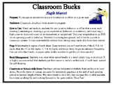Classroom Bucks-Eagle Mascot