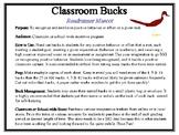Classroom Bucks-Roadrunner Mascot