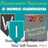 Classroom Bulletin Board Banners
