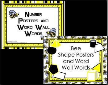 Classroom Bundle- Busy Bees